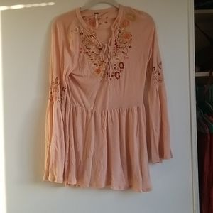 Gently worn free people top